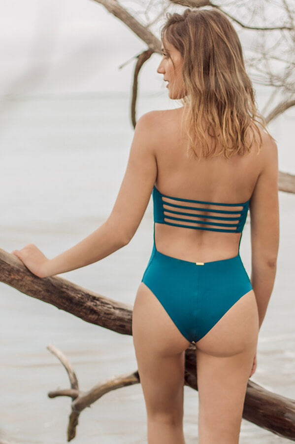Ciara Emerald One Piece