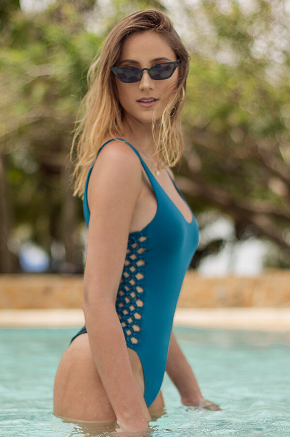 Jess Emerald One Piece