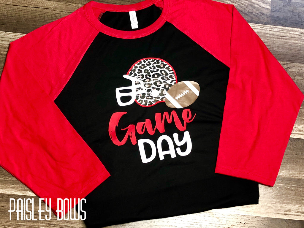 Raglan Game Day Shirt