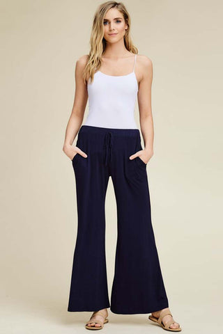 Chloe Cropped Pleated Trousers : Silver