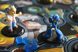 Mega Man board game dr wily versus mega man