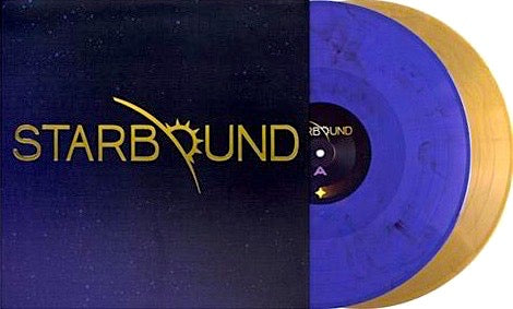 Starbound LP coloured vinyls
