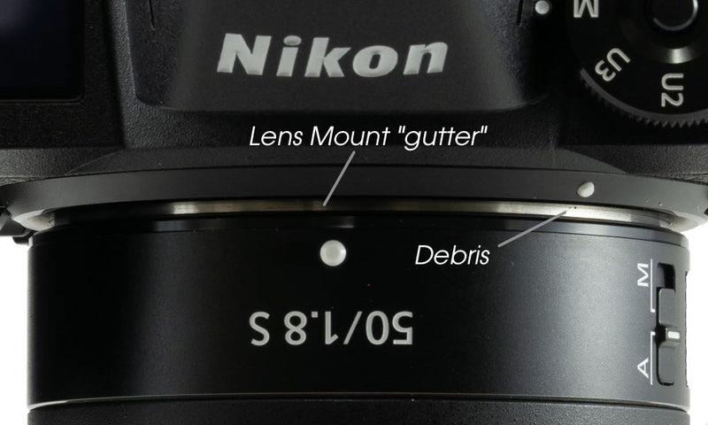 Extra ShutterBands Rings for Nikon Mirrorless