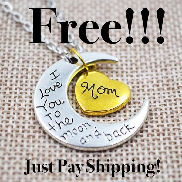 Free Silver Necklaces (Just Pay Shipping)