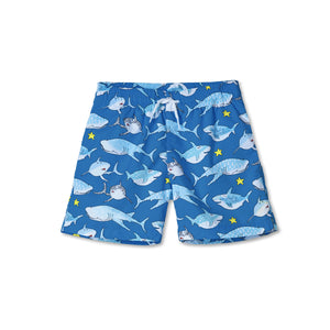 Shark Trunks for Boys