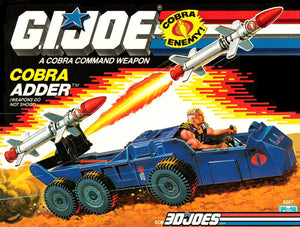 Adder - GI Joe Junkyard