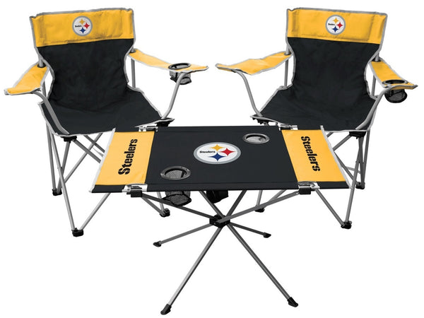 Pittsburgh Steelers Tailgate Kit (Rawlings) - Fan Shop TODAY