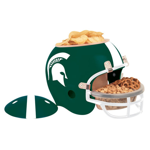 Spartans NCAA Snack Helmet - Fan Shop TODAY