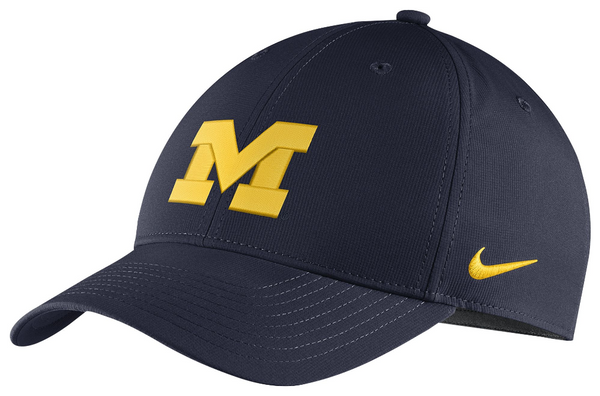 Michigan Wolverines Nike L91 Adjustable Hat - Fan Shop TODAY
