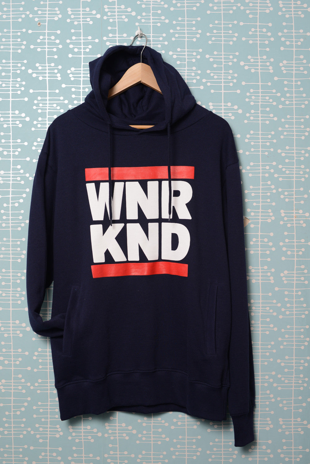 WNRKND Fashion Pullover Hoody black
