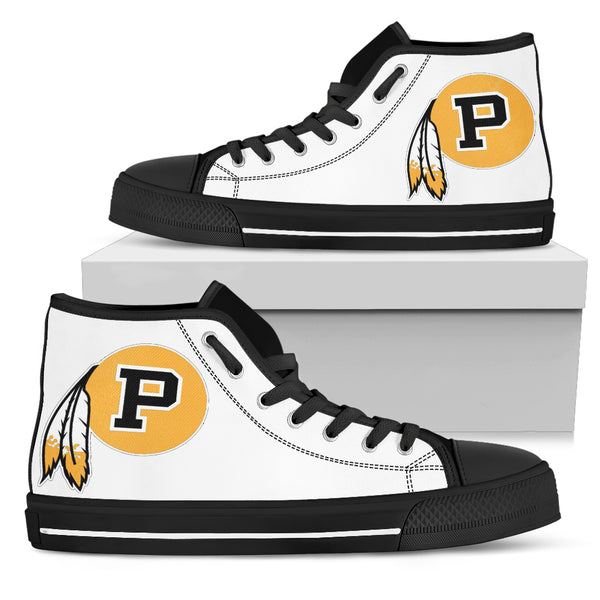 Pontotoc Warrior High Top