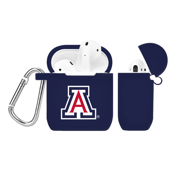 Arizona Wildcats Silicone Case Cover for Apple AirPod Case - DealsAmazingDeals.com