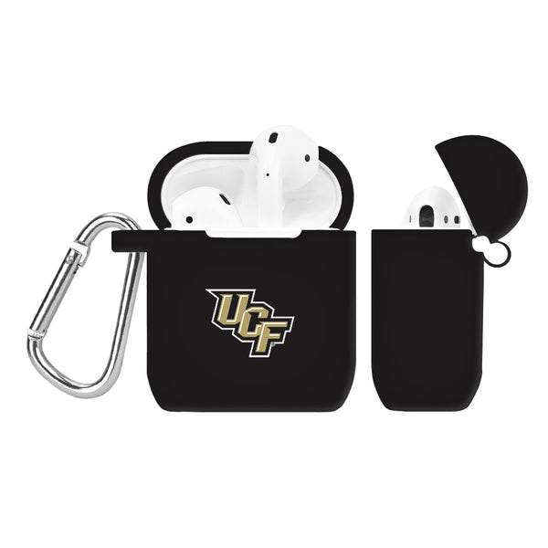 Central Florida Knights Silicone Case Cover for Apple AirPod Case - Black - DealsAmazingDeals.com