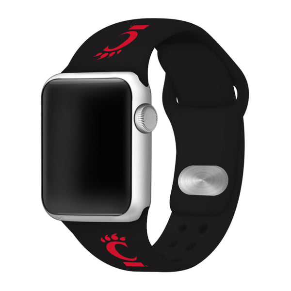 Cincinnati Bearcats Sport Band for Apple Watch - DealsAmazingDeals.com