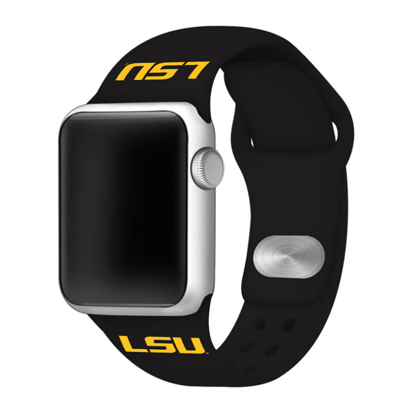 LSU Tigers Replacement Apple Watch Band