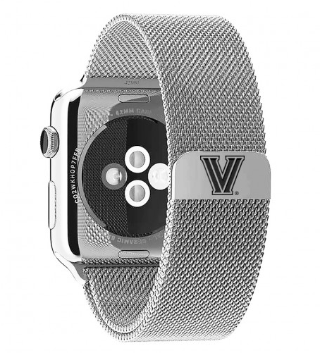 Villanova Stainless Steel Replacement Apple Watch Band