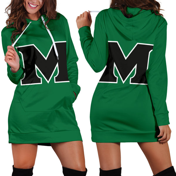 Mooreville Troopers Hoodie Dress