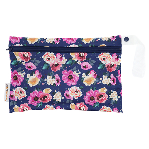 Small Wet Bag - Petit Bouquet - smartbottoms