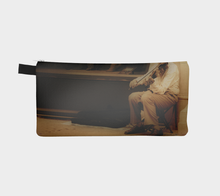 For the Love of Music Florence clutch/wallet/case ealanta Clutch/ Wallet /Case- ealanta Art Wear