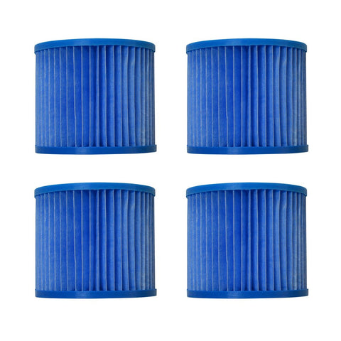 Microban® Portable Spa Filters - 4 Pack