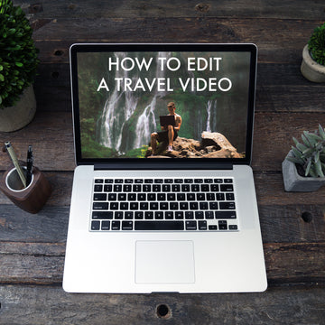 How to Edit a Travel Video - Full Course