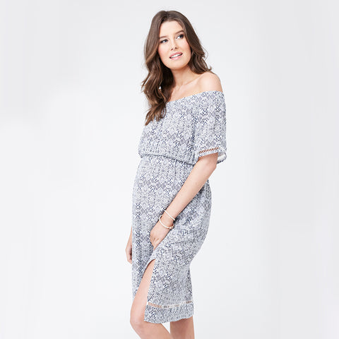 Ripe Mexica Cold Shoulder Dress