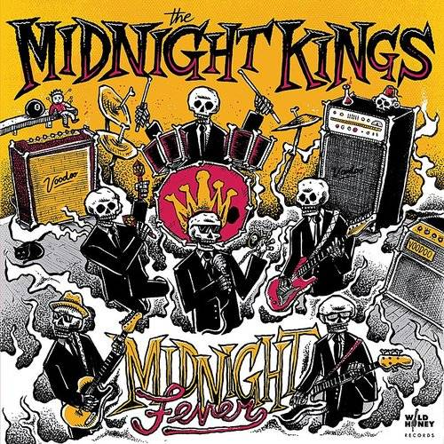 Midnight Kings, The - Midnight Fever [LP]