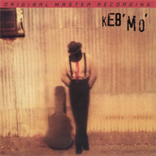 Keb' Mo' - Keb' Mo' [LP] (180 Gram Audiophile Vinyl, limited/numbered) [NO EXPORT TO JAPAN]