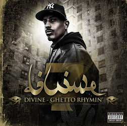 Divine - Ghetto Rhymin' (CD)