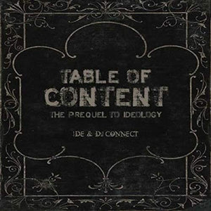 IDE - Table Of Content (CD)