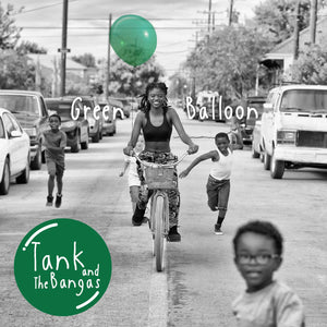 Tank And The Bangas - Green Balloon [2LP] (Green Colored Vinyl, limited) - Urban Vinyl Records