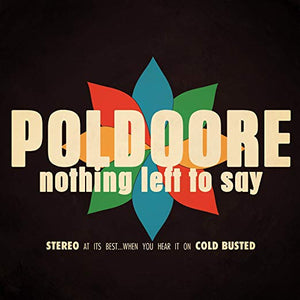 Poldoore - Nothing Left To Say (CD)