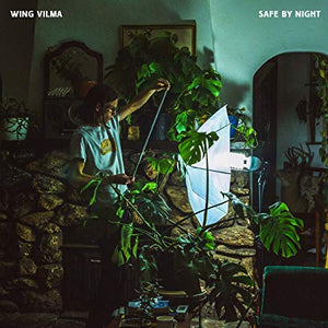 Wing Vilma - Safe By Night (Green Vinyl LP)