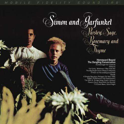 Simon & Garfunkel - Parsley, Sage, Rosemary and Thyme [LP] (180 Gram Audiophile Vinyl, limited/numbered) [NO EXPORT TO JAPAN] - Urban Vinyl Records
