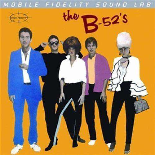 The B-52's - The B-52's [LP] (Audiophile Vinyl, limited/numbered) - Urban Vinyl Records