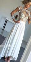 Affordable Unqiue New Arrival Charming Long Sleeves Cheap Long Prom Dresses, PM0801