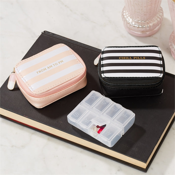 Chill Pills Organizer and Case