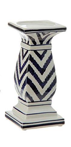 Chevron Candle Holder (Set of 2)