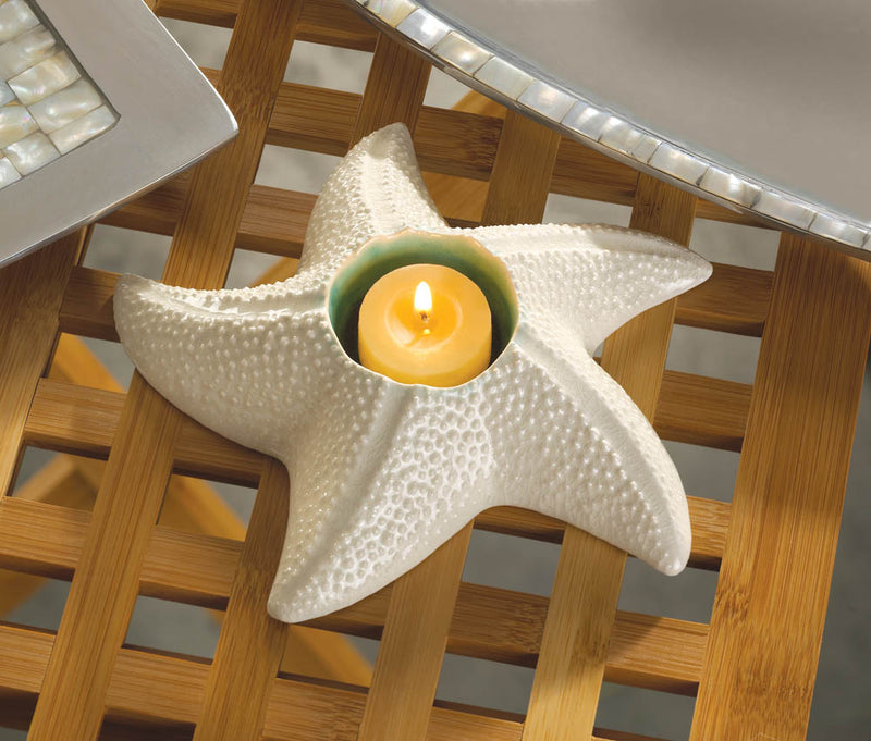 Star Fish Tealight Holder