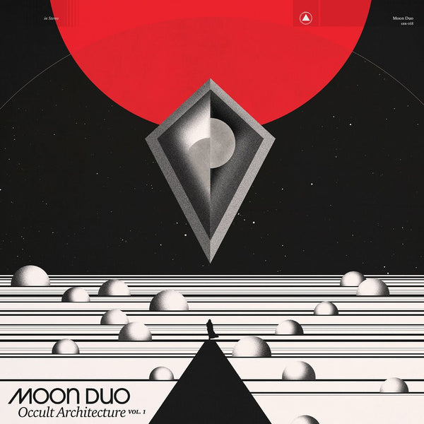 Moon Duo  Occult Architecture Vol. 1 LP Vinyl