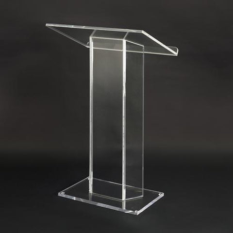 Acrylic Lectern Large Top SN3055