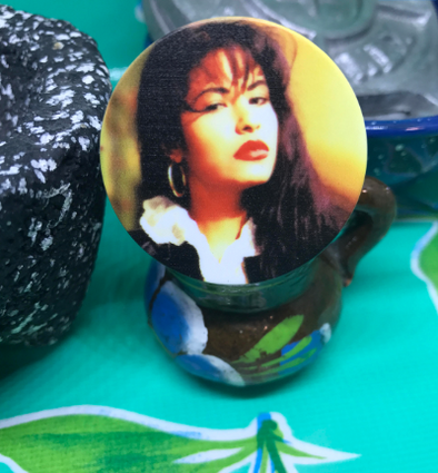 Selena La Reina Pop Socket