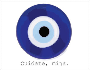Cuidate, Mija Note Card
