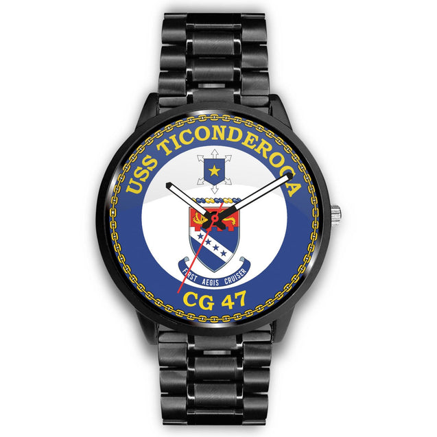 USS TICONDEROGA CG 47 WATCH