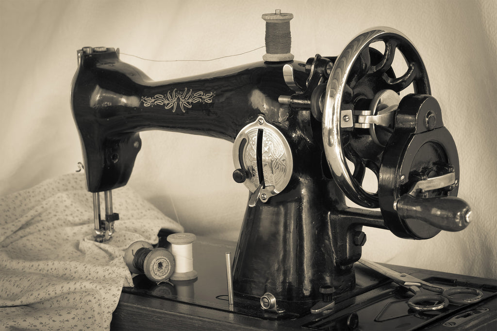 The History of Sewing Machine by Groz-Beckert