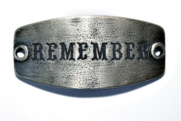 Remember-antique silver - Across The Way