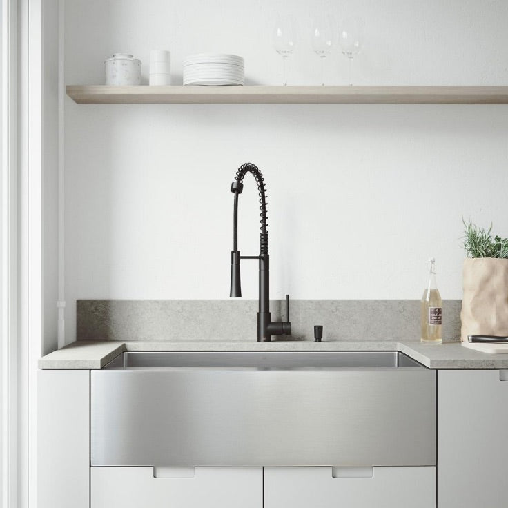 Best Farmhouse Sink Material Top 7 Comparison 2019 Annie Oak