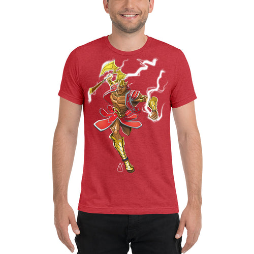 The Orishas® Shango Unisex T-shirt