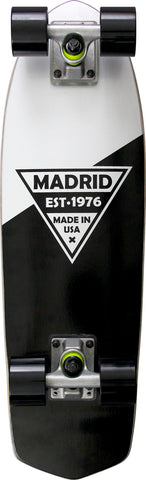 "Madrid Party 24"" Silver"