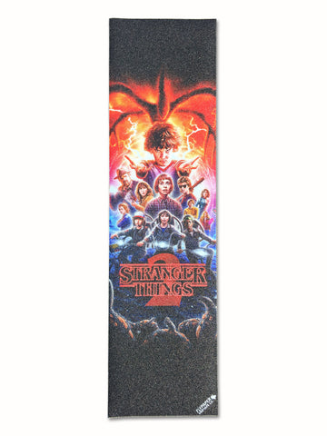 Flypaper x Stranger Things Printed Griptape Sheet